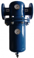 Filtru apa cu flansa DN100 autocuratitor IWF-100M